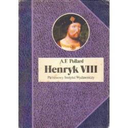 A.F. Pollard HENRYK VIII [antykwariat]