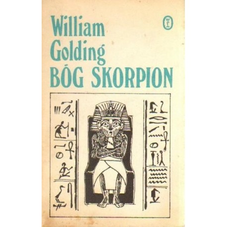 William Golding BÓG SKORPION [antykwariat]