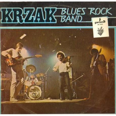 Krzak BLUES ROCK BAND [płyta winylowa używana]