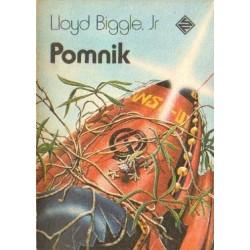 Lloyd Biggle, Jr POMNIK [antykwariat]