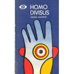 Konrad Fiałkowski HOMO DIVISUS [antykwariat]