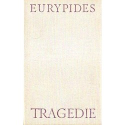 Eurypides TRAGEDIE [antykwariat]