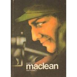Alistair MacLean PARTYZANCI [antykwariat]