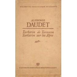Alphonse Daudet TARTARIN DE TARASCON. TARTARIN SUR LES ALPES [antykwariat]