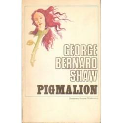 George Bernard Shaw PIGMALION [antykwariat]