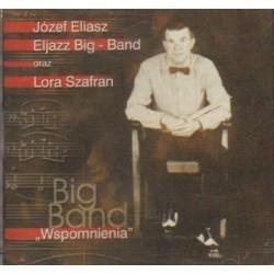 Józef Eliasz Eljazz Big-Band oraz Lora Szafran WSPOMNIENIA [płyta CD używana]