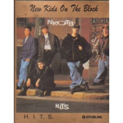 New Kids On The Block H.I.T.S. [2 kasety magnetofonowe używane]
