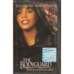Kevin Costner, Whitney Houston THE BODYGUARD. ORIGINAL SOUNDTRACK ALBUM [kaseta magnetofonowa używana]