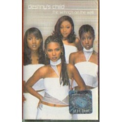 Destiny's Child THE WRITING'S ON THE WALL [kaseta używana]