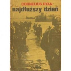 Cornelius Ryan NAJDŁUŻSZY DZIEŃ [antykwariat]