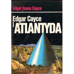 Edgar Evans Cayce EDGAR CAYCE I ATLANTYDA [antykwariat]