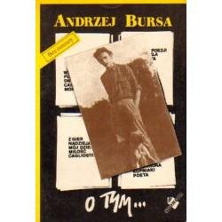 Andrzej Bursa O TYM... [antykwariat]