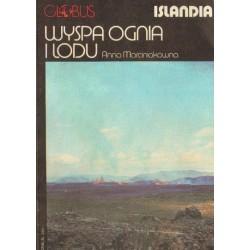 Anna Marciniakówna WYSPA OGNIA I LODU / Mirosława Czerny ŚLADAMI INKÓW [antykwariat]