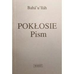 Baha'u'llah POKŁOSIE PISM