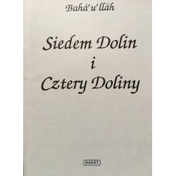 Baha'u'llah SIEDEM DOLIN I CZTERY DOLINY