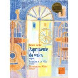 Tatiana Stachak ZAPROSZENIE DO WALCA NA GITARĘ + CD