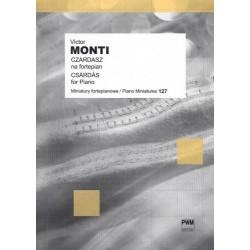 CZARDASZ NA FORTEPIAN Victor Monti