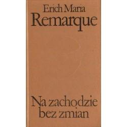 Erich Maria Remarque NA ZACHODZIE BEZ ZMIAN