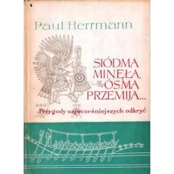 Paul Herrmann SIÓDMA MINĘŁA, ÓSMA PRZEMIJA [antykwariat]