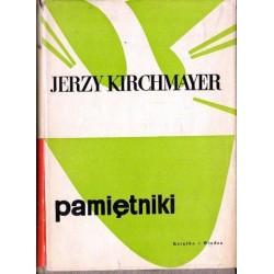 Jerzy Kirchmayer PAMIĘTNIKI [antykwariat]