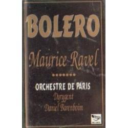 Maurice Ravel BOLERO [kaseta magnetofonowa używana]