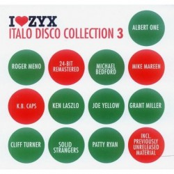 ITALO DISCO COLLECTION vol. 3 [3 CD box]
