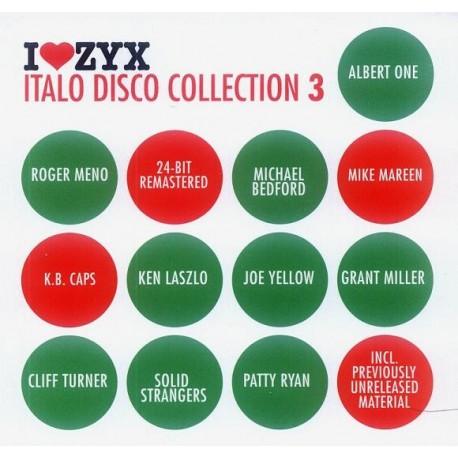 ITALO DISCO COLLECTION vol. 3 [3 CD box]