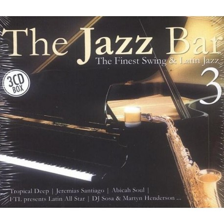 THE JAZZ BAR 3 [3 CD box]
