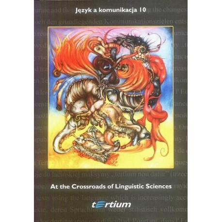 AT THE CROSSROADS OF LINGUISTIC SCIENCES [JAK10]