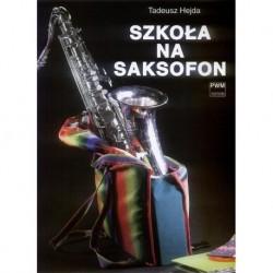 Tadeusz Hejda SZKOŁA NA SAKSOFON