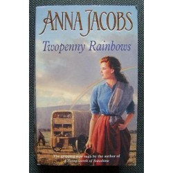 Anna Jacobs TWOPENNY RAINBOWS [antykwariat]
