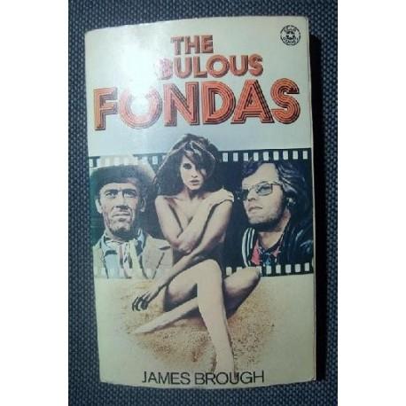 James Brough THE FABULOUS FONDAS [antykwariat]