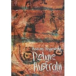 Andrzej Szyjewski RELIGIE AUSTRALII [antykwariat]