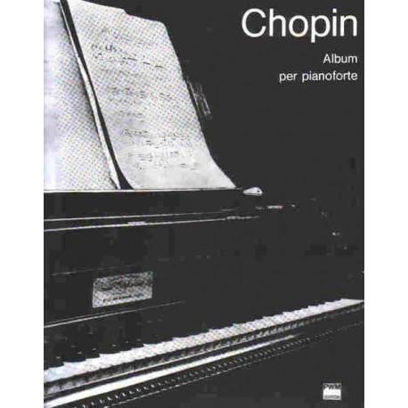 ALBUM PER PIANOFORTE Fryderyk Chopin