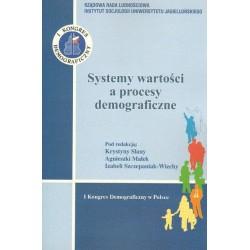 SYSTEMY WARTOŚCI A PROCESY DEMOGRAFICZNE