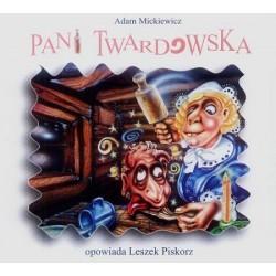 Adam Mickiewicz PANI TWARDOWSKA [słuchowisko]