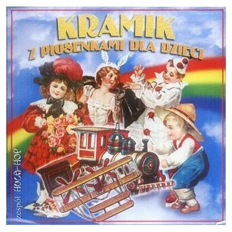 KRAMIK Z PIOSENKAMI DLA DZIECI Zespół Hula Hop [CD]