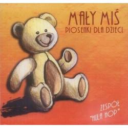 Hula Hop MAŁY MIŚ. PIOSENKI DLA DZIECI [1 CD]