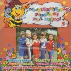 NAJPIĘKNIEJSZE PIOSENKI DLA DZIECI 5 [1 CD]