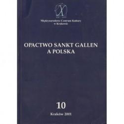 OPACTWO SANKT GALLEN A POLSKA [egz. uszkodzony]
