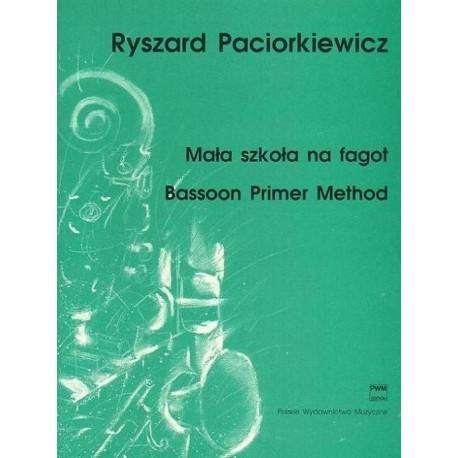 MAŁA SZKOŁA NA FAGOT Ryszard Paciorkiewicz