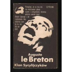 Auguste le Breton KLAN SYCYLIJCZYKÓW [antykwariat]