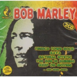 THE WORLD OF BOB MARLEY [2 CD box]