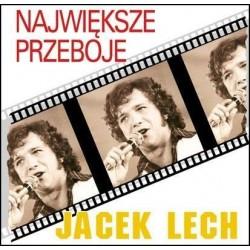 Jacek Lech NAJWIĘKSZE PRZEBOJE [1 CD]