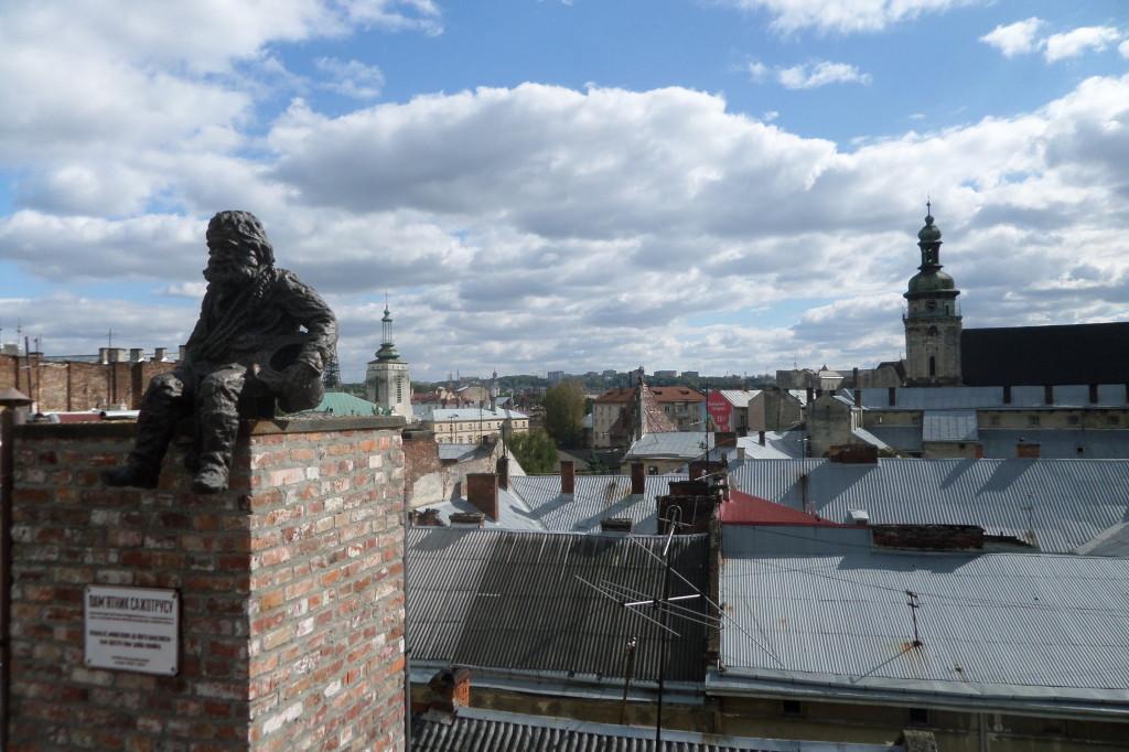 Dachy Lwowa raz jeszcze