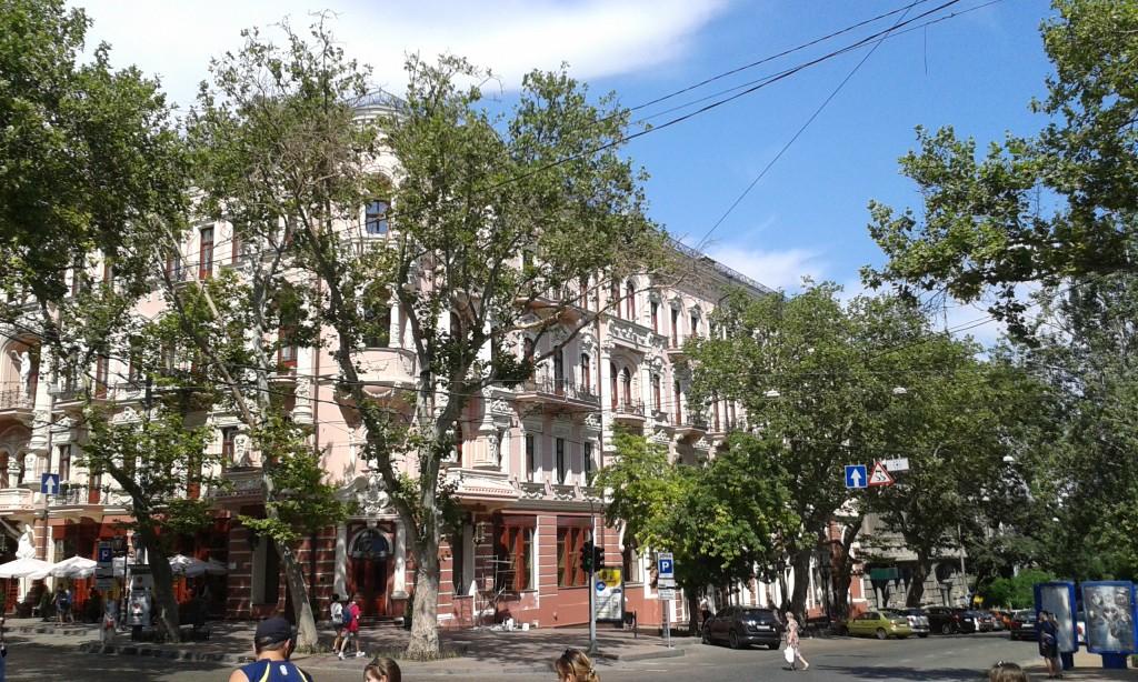 Odeska ulica
