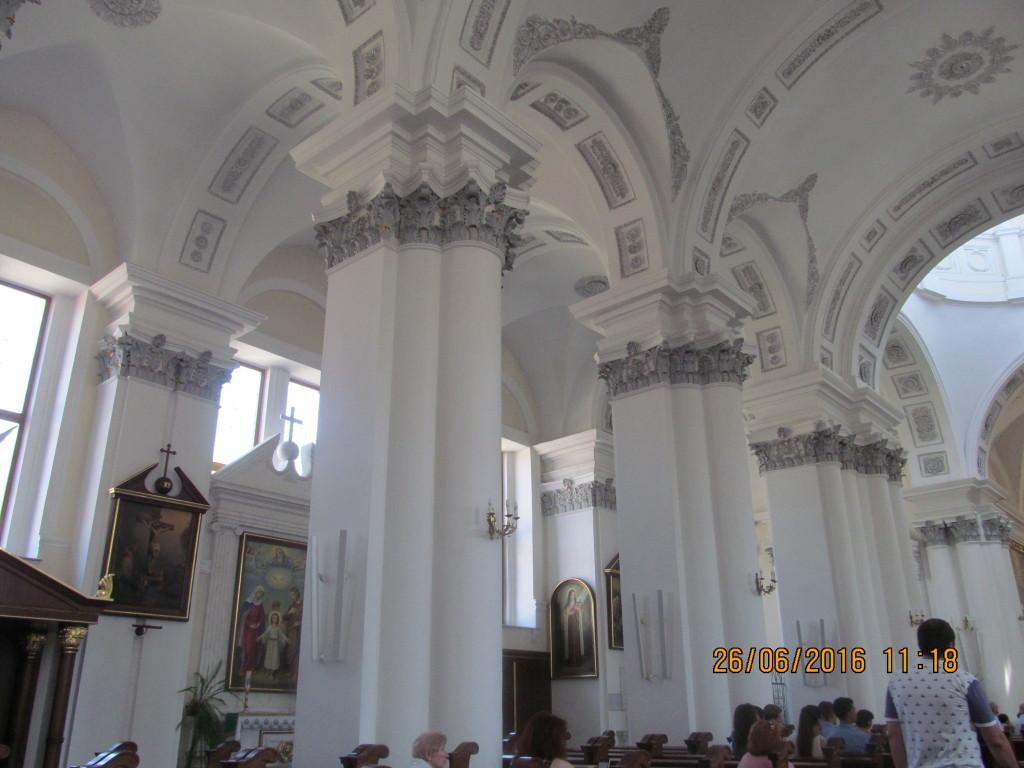Odessa - Kościół pw. Wniebowzięcia Najświętszej Maryi Panny