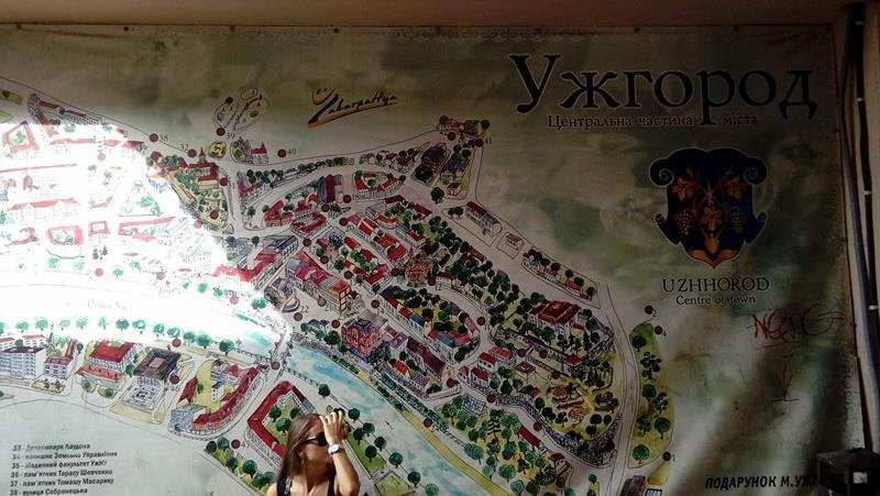 uzhorod_mapa