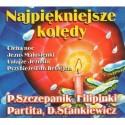 NAJPIĘKNIEJSZE KOLĘDY P. Szczepanik, Filipinki, Partita, D. Stankiewicz