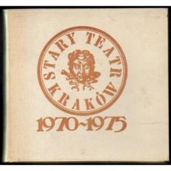 STARY TEATR KRAKÓW 1970-1975 [antykwariat]